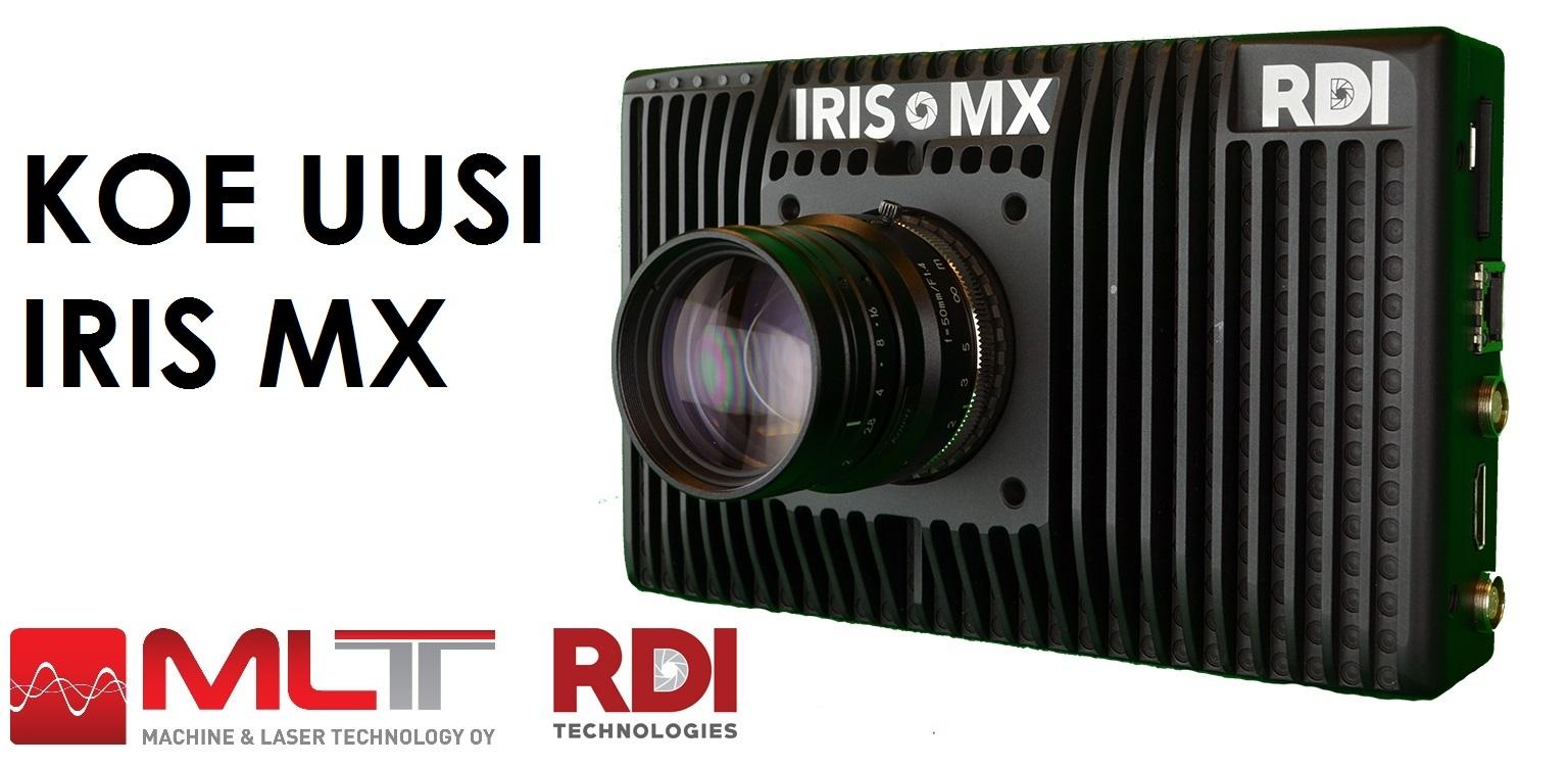 IRIS MX camera